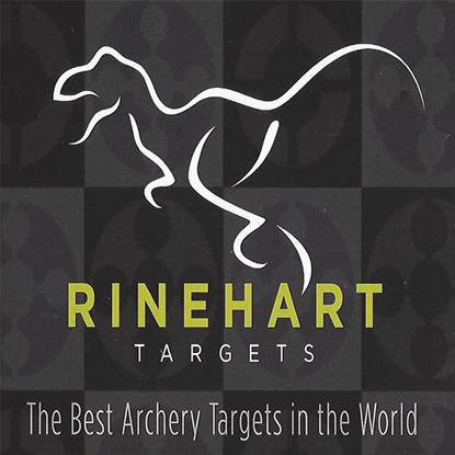 Rinehart Targets Logo