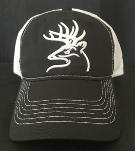 front side of Accept The Challenge TV Hat